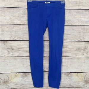 Old Navy Royal Blue The Diva Pant Size 0